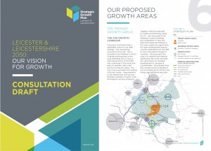 Draft Leicester & Leicestershire Strategic Growth Plan