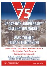 VE Day May Market 2020