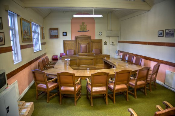 Council Chamber Furniture For Sale Castle Donington