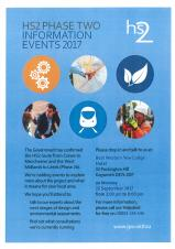 HS2 Phase Two Information Event